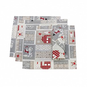 "Набор салфеток ""Santa"", дизайн 660"