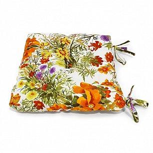 "Подушка на стул ""Primavera"", дизайн 650"