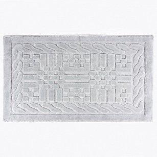 Коврик для ванной Arya Berceste, серый, 70*120 см