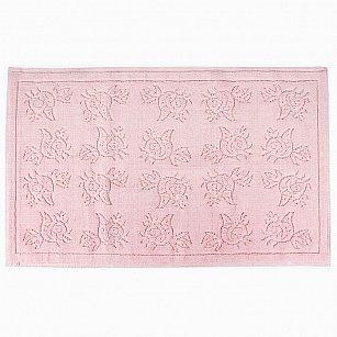 Коврик для ванной Arya Camellia, сухая роза, 60*100 см