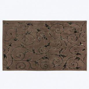 Набор ковриков для ванной Arya Sarmasik (60*100 см; 50*60 см), коричневый