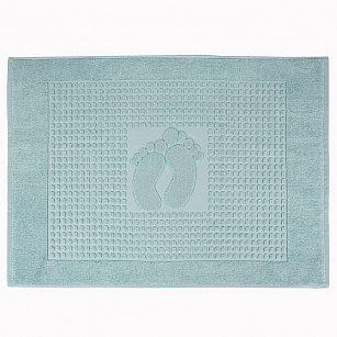 Коврик для ванной Arya Winter Soft, аква, 50*70 см