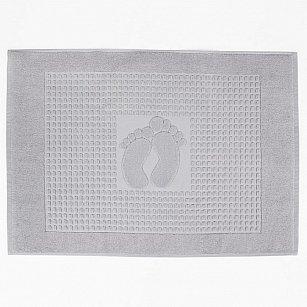 Коврик для ванной Arya Winter Soft, серый, 50*70 см