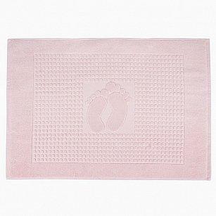 Коврик для ванной Arya Winter Soft, пудра, 50*70 см