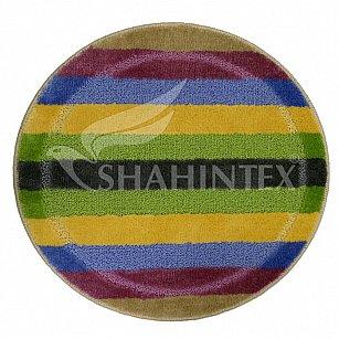Коврик Shahintex PP MIX LUX, радуга лайт, 66 см
