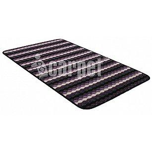 Коврик PP LOOP LOOP icarpet, фиолетовый 61, 50*80 см