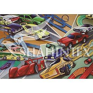 Коврик универсальный Shahintex Spring Photoprint SH P116, 100*145 см