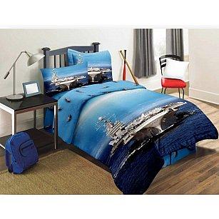 Комплект постельного белья DS-09 (1.5 спальный)-A