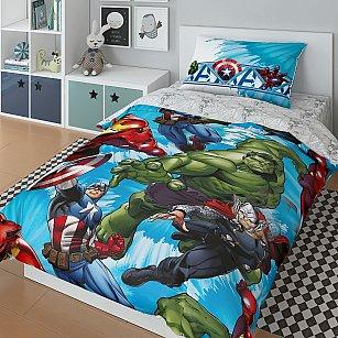 КПБ Marvel Avengers sky