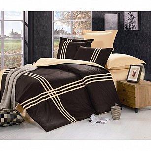 Комплект постельного белья OD-43-p (1.5 спальный)-A