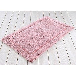 Коврик для ванной LINDA Pembe, розовый, 60х100 см