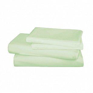Простынь сатин Mona Liza Premium Green