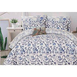 КПБ Mona Liza Premium Atelier Ceramic blue