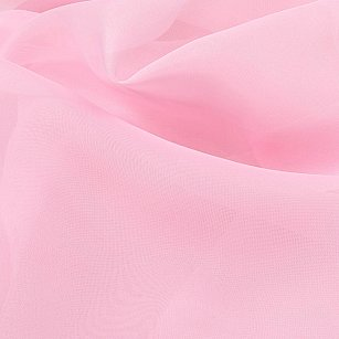 Тюль вуаль МЛ457/24/Е295, розовый, 295*260 см