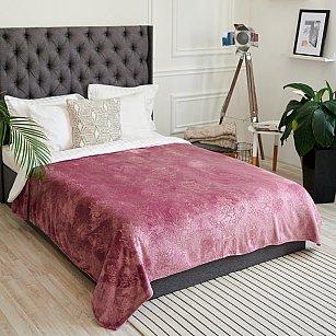 """Плед """"Венеция"""", розовый, 200*220 см"""