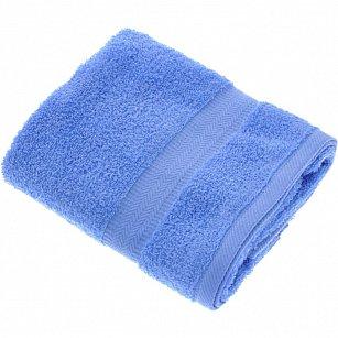 """Полотенце """"Aquarelle Настроение"""", спокойный синий, 50*90 см"""