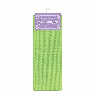 """Полотенце вафельное """"Солнечный дом"""", светло-зеленый, 40*70 см"""