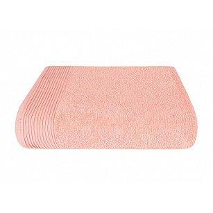 "Полотенце ""Aquarelle Палитра"", розово-персиковый"