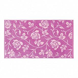 """Полотенце """"Aquarelle Розы-2"""", нежно-розовый, орхидея"""