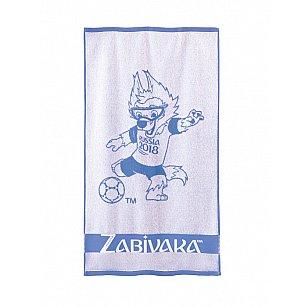 """Полотенце махровое """"FIFA Забивака"""", синий"""