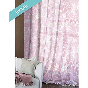 Комплект штор Этно Вуаль Impression, розовый
