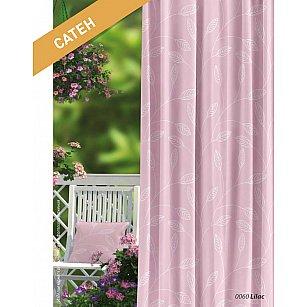 Шторы Прованс Сатен Lilac, розовый