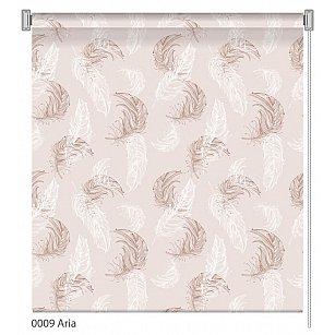 """Рулонная штора ролло """"Aria"""", дизайн 0009"""