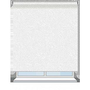 "Рулонная штора ролло ""Chamomile"", дизайн 0014"