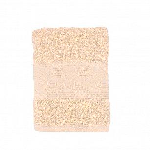 Полотенце махровое 'Унисон', Анкона, персиковый