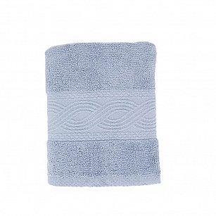 Полотенце махровое 'Унисон', Анкона, серый