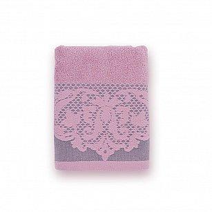 Полотенце махровое 'Романтика', Габриэль, розовый