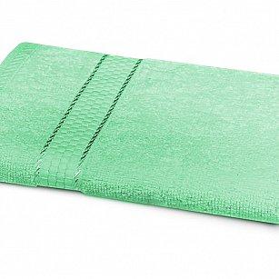Полотенце махровое 'Любимый Дом' 33х70 г/к ярко-зеленый-A