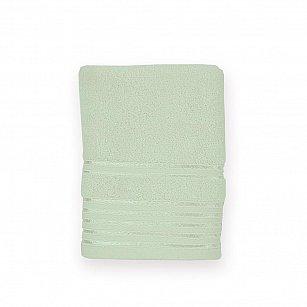 Полотенце махровое 'Романтика', Патрисия, светлая зелень