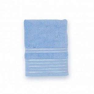 Полотенце махровое 'Романтика', Патрисия, голубой