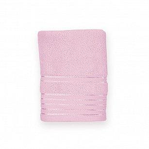Полотенце махровое 'Романтика', Патрисия, розовый