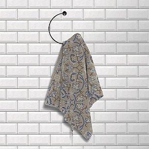 Полотенце вафельное 40х50 'Шарлиз' Ришелье