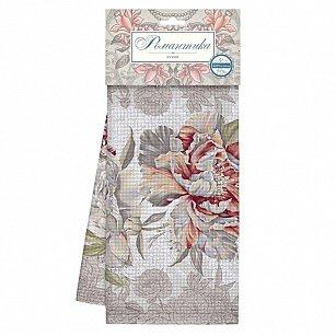 Комплект полотенец вафельных 40*50 (2шт) 'Романтика' Душистый пион