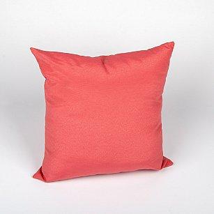 """Декоративная подушка """"Анита""""-2, коралловый"""
