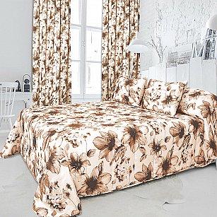 """Комплект для спальни """"Люция""""-1, коричневый"""