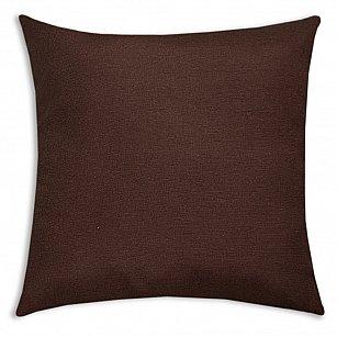 """Декоративная подушка """"Анита""""-4, темно-коричневый"""