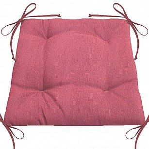 """Подушка для сидения """"Анита""""-2, коралловый"""