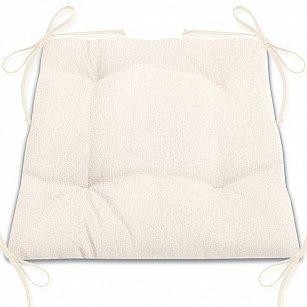 """Подушка для сидения """"Анита""""-1, молочный"""