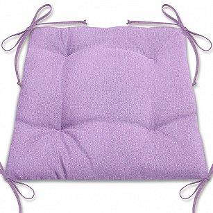 """Подушка для сидения """"Анита""""-6, сиреневый"""