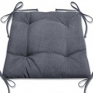 """Подушка для сидения """"Анита""""-8, серый"""