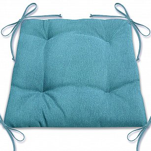 """Подушка для сидения """"Анита""""-9, бирюзовый"""