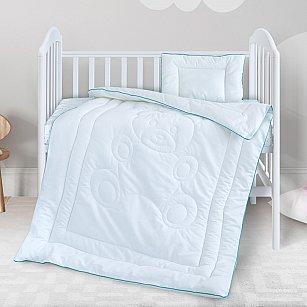 """Одеяло детское искусственный лебяжий пух """"Облачко"""", 110*140 см"""