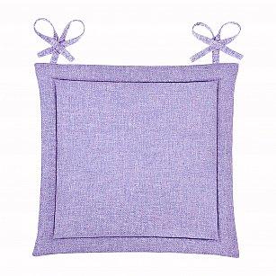 "Подушка для стула ""Home&Style"" Лаванда"