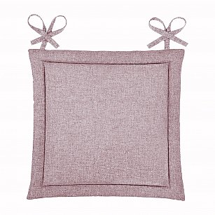 "Подушка для стула ""Home&Style"" Пудра"