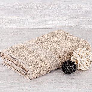 "Полотенце махровое ""Арк Байрамали"" бордюр косичка, светло-серый"
