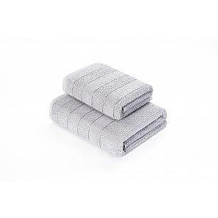 Полотенце Verossa Milano, холодный серый